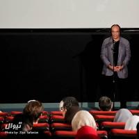 گزارش تصویری تیوال از اکران خصوصی فیلم ۷۶ دقیقه و ۱۵ ثانیه با عباس کیارستمی / عکاس: سید ضیا الدین صفویان | عکس