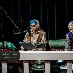 گزارش تصویری تیوال از رادیو تیاتر محاق / عکاس: سید ضیا الدین صفویان | عکس