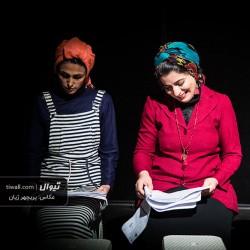 گزارش تصویری تیوال از نمایشنامهخوانی آقا پسر به خانه می آید / عکاس: پریچهر ژیان | عکس