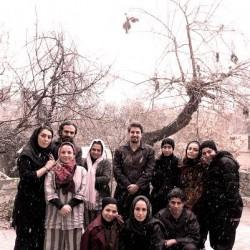 نمایش زمستان خوانی | عکس