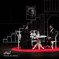 نمایش ازدواج آقای می سی سی پی | عکس
