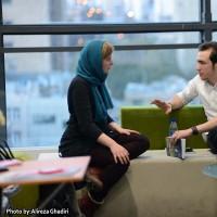 گزارش تصویری تیوال از دومین روز سی و دومین جشنواره فیلم کوتاه تهران (سری نخست) / عکاس: علیرضا قدیری   عکس