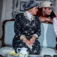 نمایش شاعر   گزارش تصویری تیوال از نمایش شاعر / عکاس: رضا جاویدی   عکس