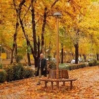 پاییز در اصفهان | عکس