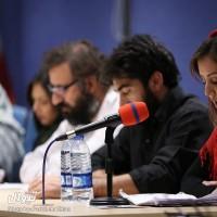 گزارش تصویری تیوال از نمایشنامهخوانی مرگ در پاییز / عکاس: پریچهر ژیان | عکس