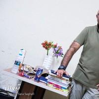 گزارش تصویری تیوال از کارگاه سفرنامه نویسی/عکاس: سارا ثقفی | منصورضابطیان