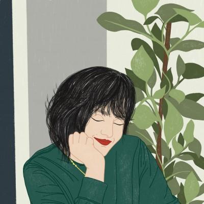 بخش نقاشی دیجیتالی | سی سالگی - شادی ادیبی قمصری