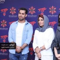 گزارش تصویری تیوال از اکران مردمی فیلم سرکوب / عکاس: فاطمه تقوی | عکس