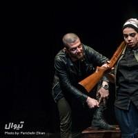 گزارش تصویری تیوال از نمایش ستوان آینیشمور / عکاس: پریچهر ژیان | عکس