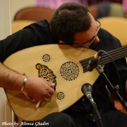 کنسرت ناردونه با صدای علی زندوکیلی | عکس