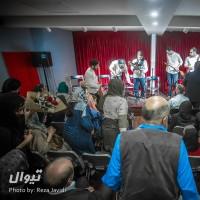 گزارش تصویری تیوال از اجرای آموزشگاهی گروه نوای عشاق / عکاس: سارا ثقفی | گروه نوای عشاق