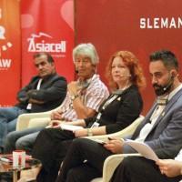 علیرضا تابش: تشکیل بازار فیلم منطقهای، مهمترین راهبرد سینمای ایران در دوران جدید است | عکس