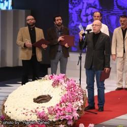 گزارش تصویری تیوال از مراسم اختتامیه سی و چهارمین جشنواره فیلم فجر (سری نخست) / عکاس: حانیه زاهد | عکس
