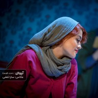 گزارش تصویری تیوال از نمایش قتل های نیمه کاره / عکاس: سارا ثقفی   عکس