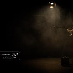 نمایش پیک نیک در میدان جنگ | عکس