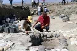 کشف بقایای پستخانه ایرانی ۲۵۰۰ ساله در ترکیه | عکس