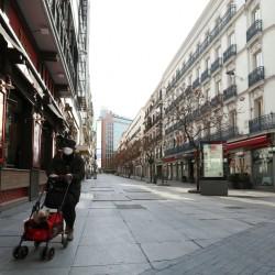 اروپای خالی از مردم | مادرید، اسپانیا