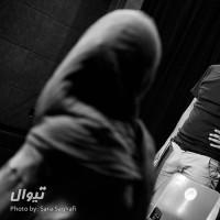 نمایش خداحافظ | گزارش تصویری تیوال از تمرین نمایش خداحافظ / عکاس: سارا ثقفی | عکس