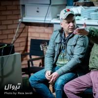 گزارش تصویری تیوال از نمایش نمایش عشق من، حامد بهداد / عکاس: رضا جاویدی | عکس