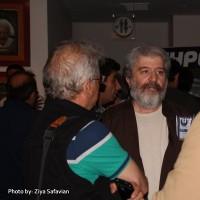 فیلم روغن مار | گزارش تصویری تیوال از مراسم گفتوگو و دیدار با عوامل فیلم روغن مار / عکاس: سید ضیا الدین صفویان | عکس