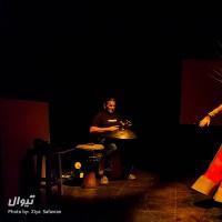 گزارش تصویری تیوال از نمایش آنتاگون / عکاس: سید ضیا الدین صفویان | عکس