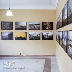 گزارش تصویری تیوال از افتتاحیه دومین جشنواره بین المللی عکاسی نگاه آبی / عکاس: سارا ثقفی | عکس