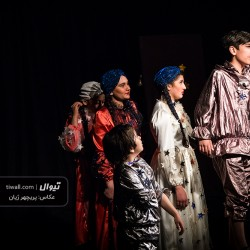 گزارش تصویری تیوال از نمایش خرونجک / عکاس: پریچهر ژیان | عکس