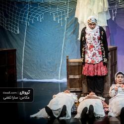 نمایش زنان بیشه گل | عکس