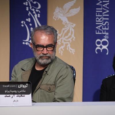 گزارش تصویری تیوال از نشست خبری فیلم دشمنان / عکاس: رومینا پرتو | عکس