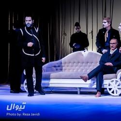نمایش کابوس حضرت اشرف | عکس