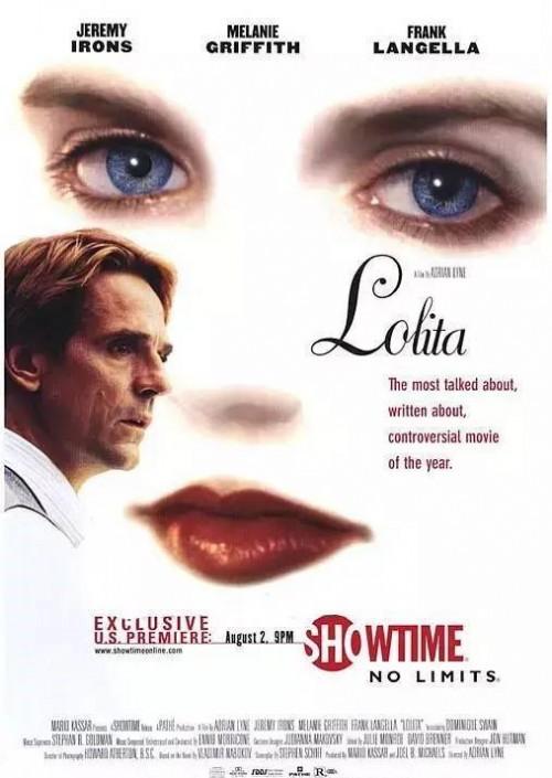 عکس فیلم لولیتا