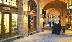 سعدالسلطنه؛ مرکز خریدی پر از اصالت ایرانی | عکس