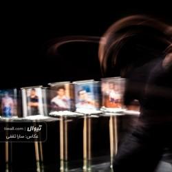 گزارش تصویری تیوال از نمایش ناگهان سامورایی / عکاس: سارا ثقفی | عکس