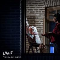 گزارش تصویری تیوال از نمایش ۲۲ / عکاس: سارا ثقفی | عکس