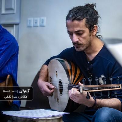 گزارش تصویری تیوال از تمرین کنسرت گروه ژوران / عکاس: سارا ثقفی | گروه ژوران - آسیه احمدی