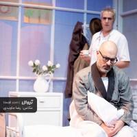 گزارش تصویری تیوال از نمایش سکوت سفید / عکاس: رضا جاویدی   عکس