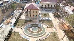 خانه باغ اتحادیه بازمانده تاریخی خیابان لالهزار   عکس