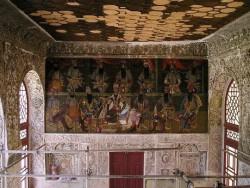اقامتگاه تابستان فتحعلی شاه نوروز باز میشود | عکس