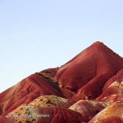 طبیعت کوههای رنگی آلاداغ لار | عکس