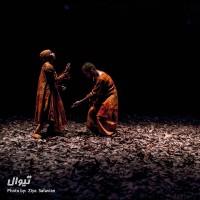 نمایش پرومته/ طاعون |  گزارش تصویری تیوال از نمایش پرومته (سری دوم) / عکاس: سید ضیا الدین صفویان | عکس