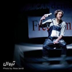 نمایش ریال مادرید ١١ بارسلونا ١ | عکس