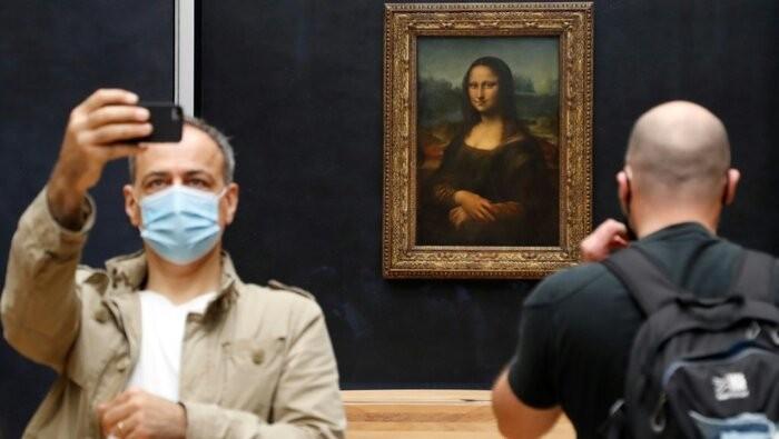 بازگشایی موزه لوور پس از ۴ ماه تعطیلی | عکس