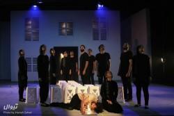 نمایش هملت، تهران ۲۰۱۷   نگاه کوتاه به نمایش