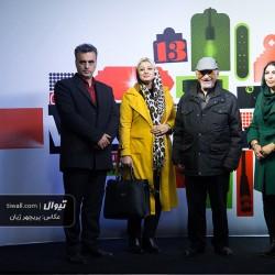 گزارش تصویری تیوال از هفتمین روز سیزدهمین جشنواره بینالمللی سینما حقیقت / عکاس: پریچهر ژیان   عکس