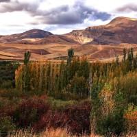 طبیعت پاییزی منطقه باراندوز، ارومیه   عکس