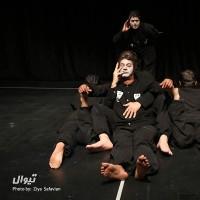 نمایش چیزی شبیه زندگی |  گزارش تصویری تیوال از نمایش چیزی شبیه زندگی / عکاس: سید ضیا الدین صفویان | عکس