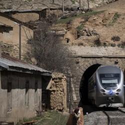 گردش قطار گردشگری شمال (شیرگاه)   عکس