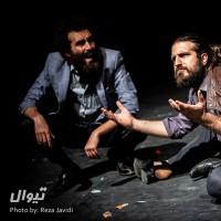 نمایش سیاست سوختن شربت خانه | گزارش تصویری تیوال از نمایش سیاست سوختن شربت خانه / عکاس: رضا جاویدی | عکس