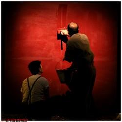 نمایش قرمز | عکس