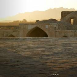 گردش یک سفر یک آسمان |کاروانسرای قصر بهرام| | عکس